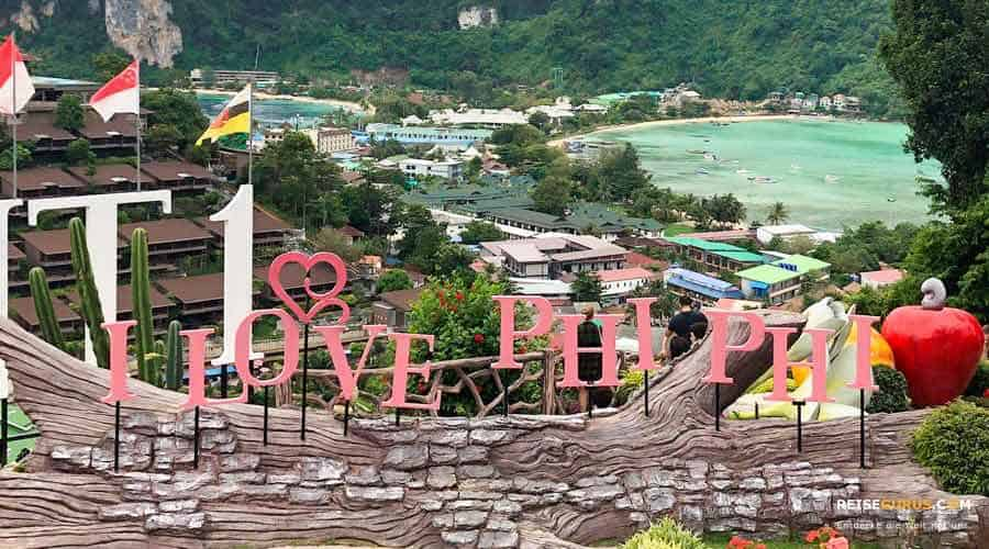 Top 9 Aktivitäten auf Ko Phi Phi Island