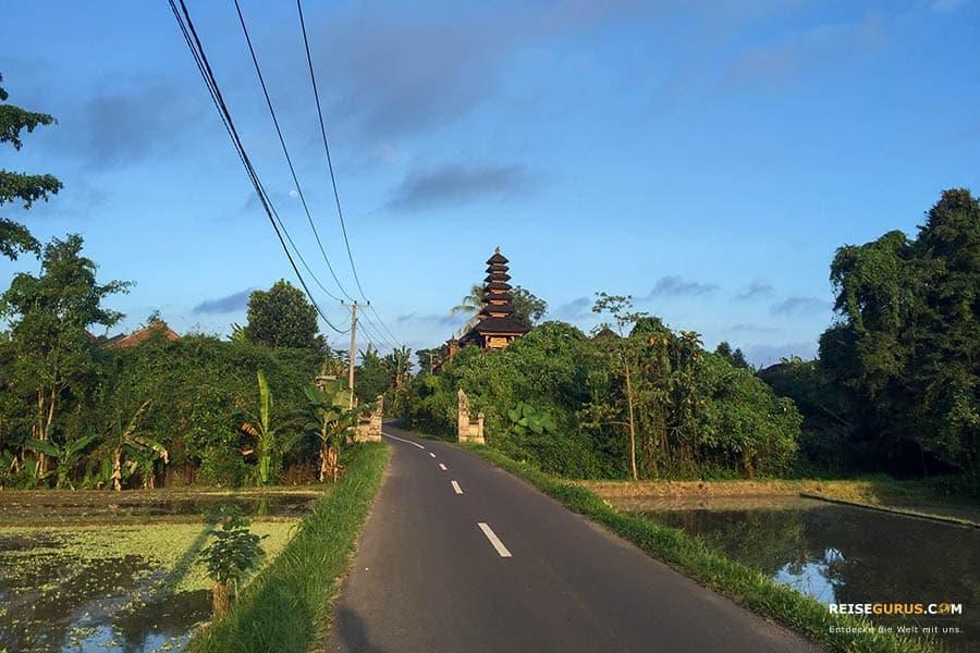Die besten Tempel auf Bali