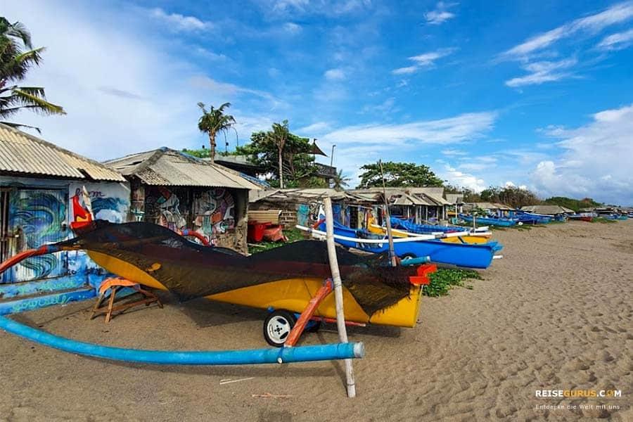 Beste Strände auf Bali an der Westküste