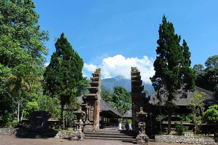 die 10 besten Tempel auf Bali