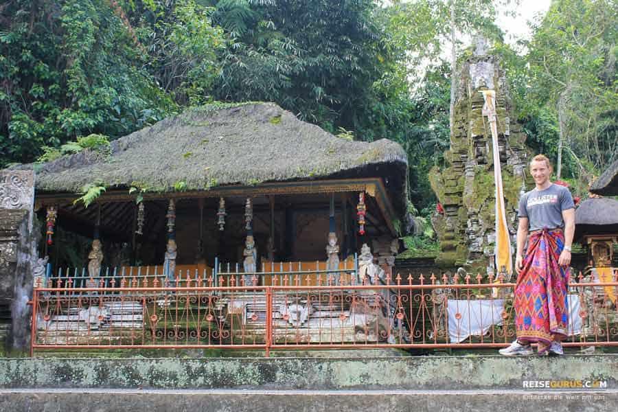 Eintrittspreise der Tempel auf Bali