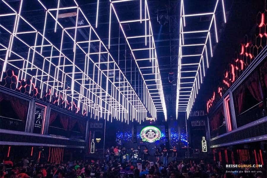 Night-Clubs Bali - Die 12 besten Disco Clubs