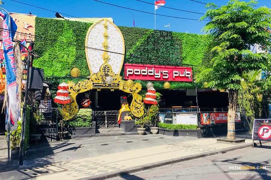 Night-Clubs Bali Öffnungszeiten