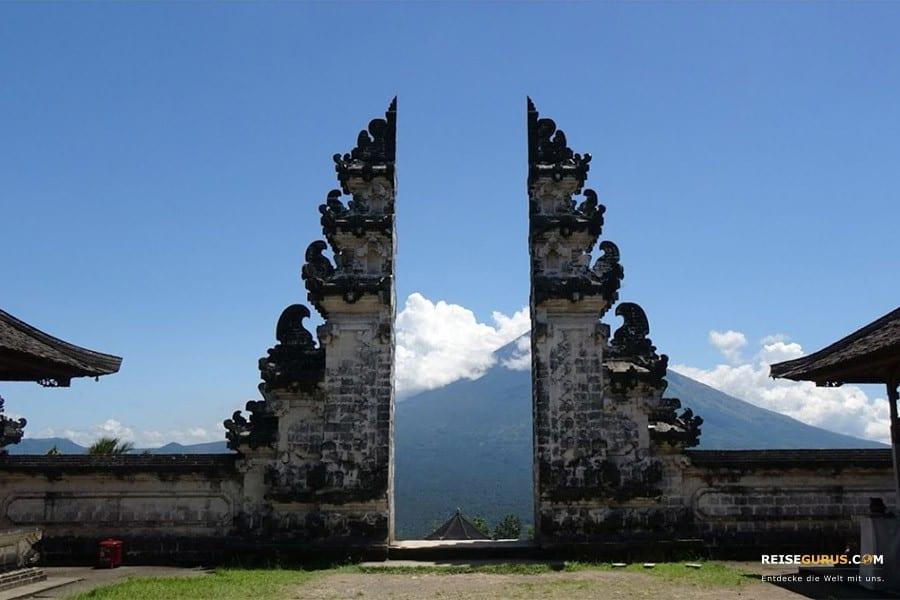 Pura Lempuyang Tempel auf Bali