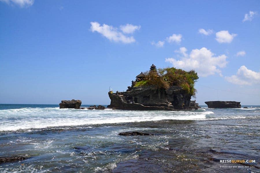 Pura Tanah Lot Wasser-Tempel Bali
