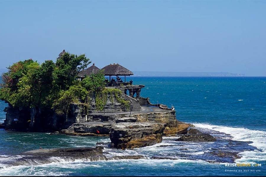 Pura Tanah Lot Tempel Bali