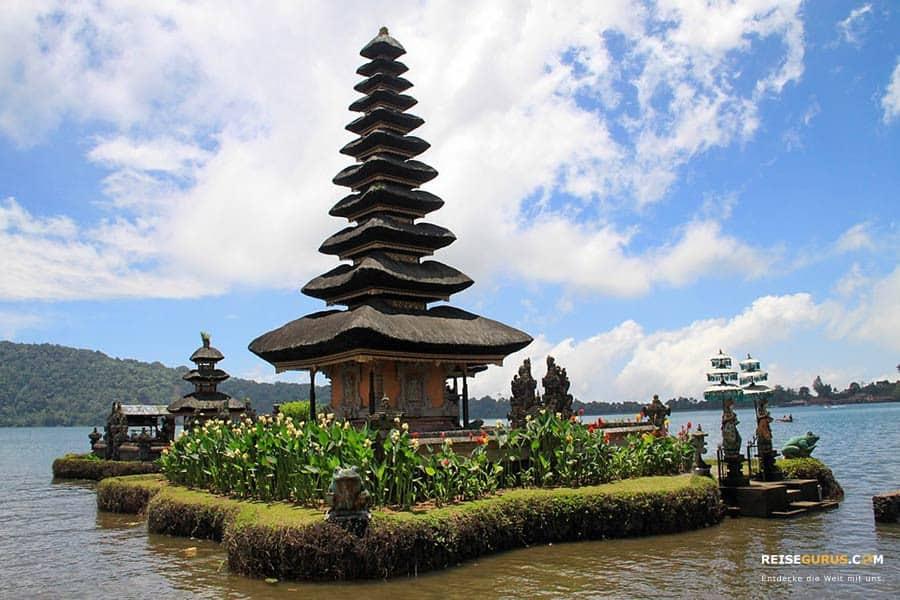 Tempel auf Bali Pura Ulun Danu Bratan