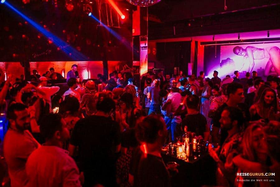 Night-Clubs Bali