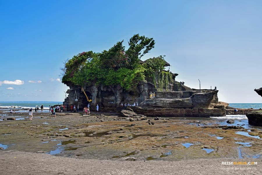 Pura Tanah Lot Wassertempel Bali
