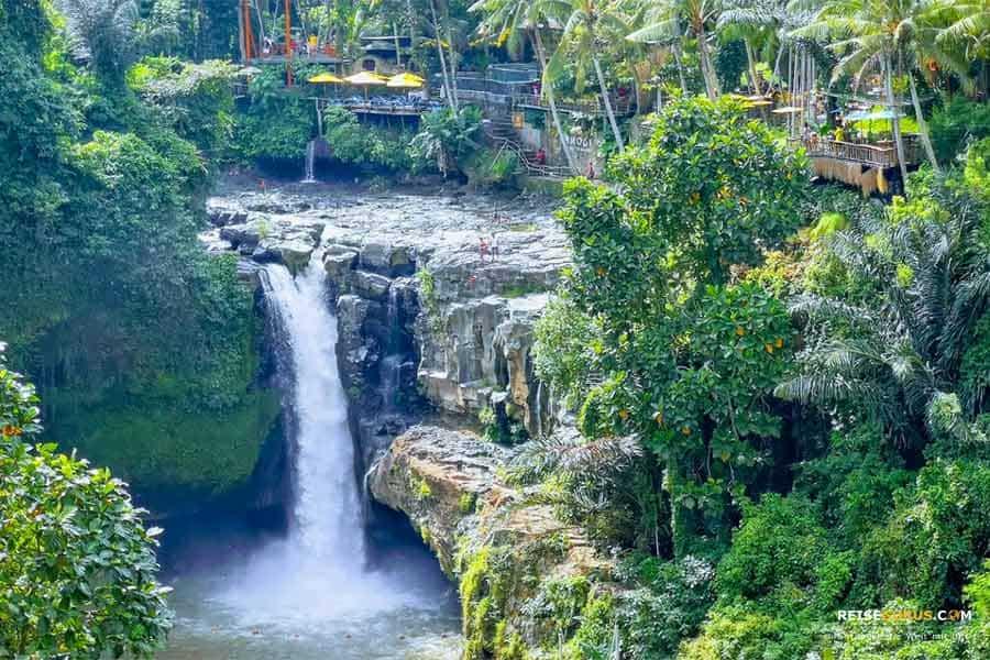 Tipps zum Tegenungan Wasserfall