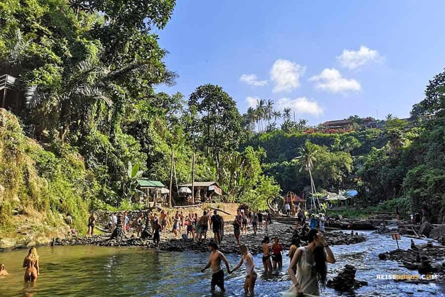 Tegenungan Wasserfall Bali Tipp