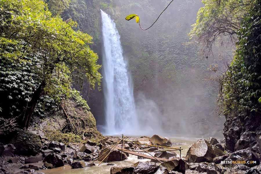 Wasserfälle Bali die besten Bali Waterfalls