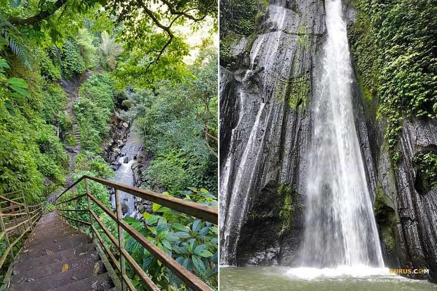Wasserfälle Bali die besten 5