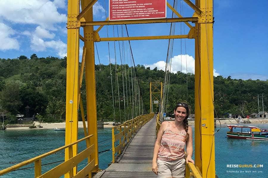 Anreise Nusa Penida Bali von Lembogan