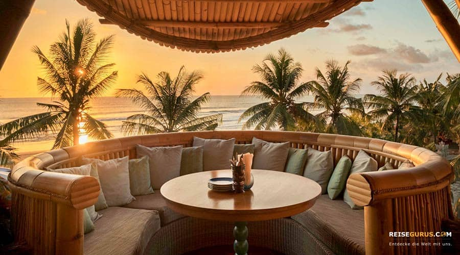 Bali Beach Clubs Azul Kuta