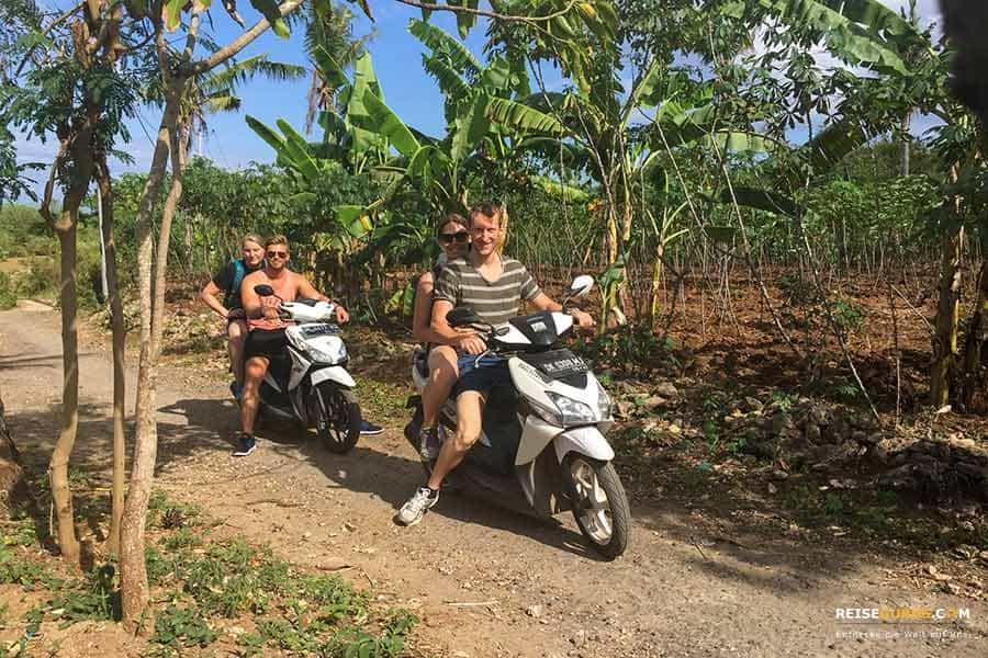 Nusa Penida Bali Roller mieten