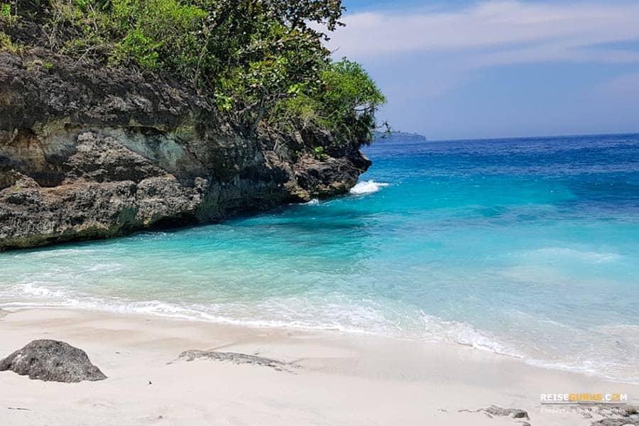 Nusa Ceningan Strände Secret Beach