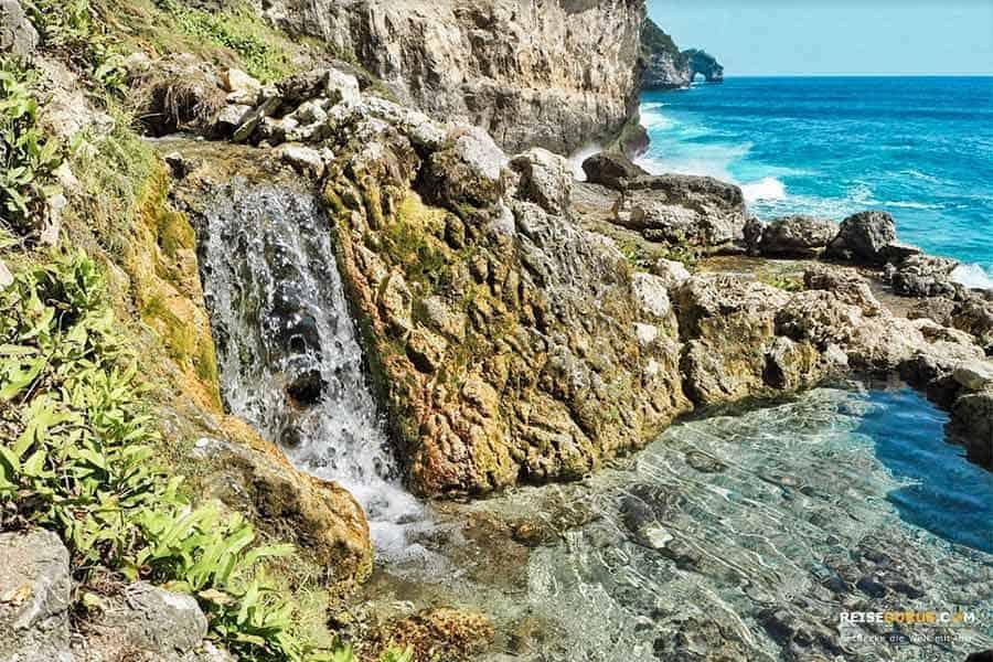 Seganing Wasserfall Nusa Penida