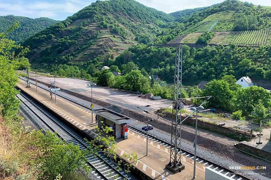 Anreise mit Bus und Bahn zur Geierlay Hängeseilbrücke