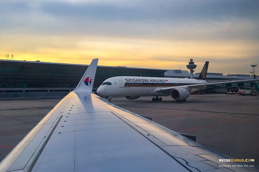 Flugverbindungen für deinen Bali Urlaub