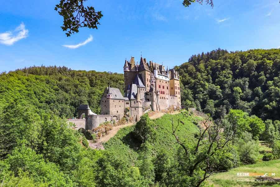 FAQs zur Burg Eltz