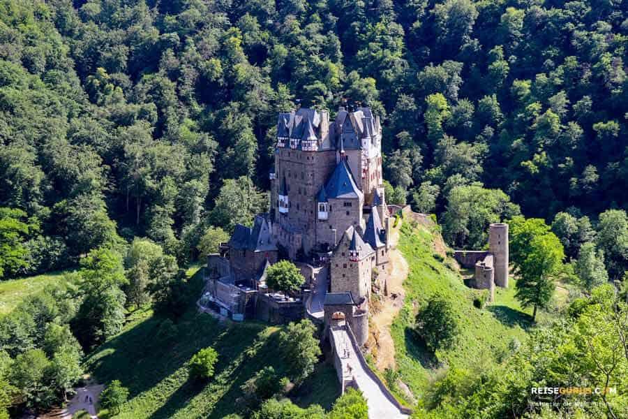 Burg Eltz Mosel Aussichtspunkt