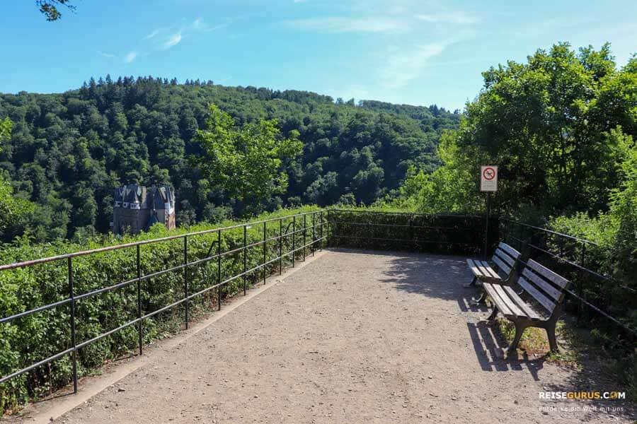 Burg Eltz Drohne fliegen erlaubt