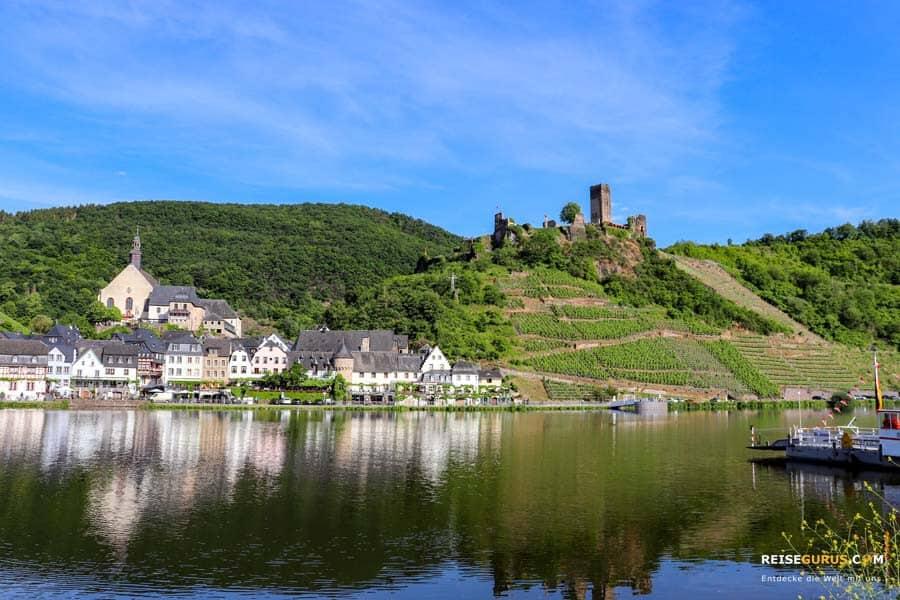 Sehenswürdigkeiten und Umgebung der Burg Eltz