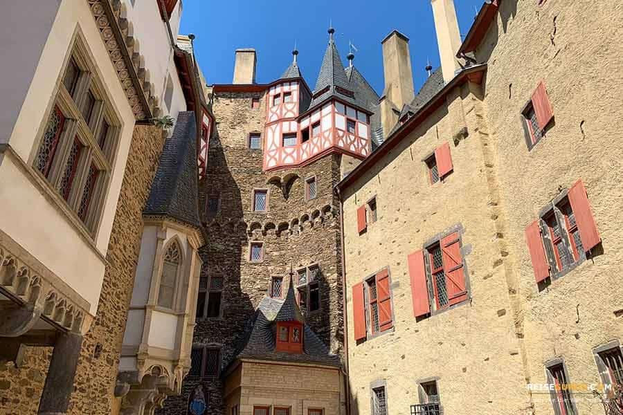 Burg Eltz Führung durch die Burg