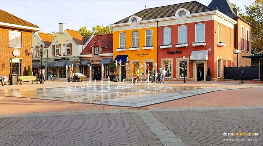 Shopping im Designer Outlet Roermond