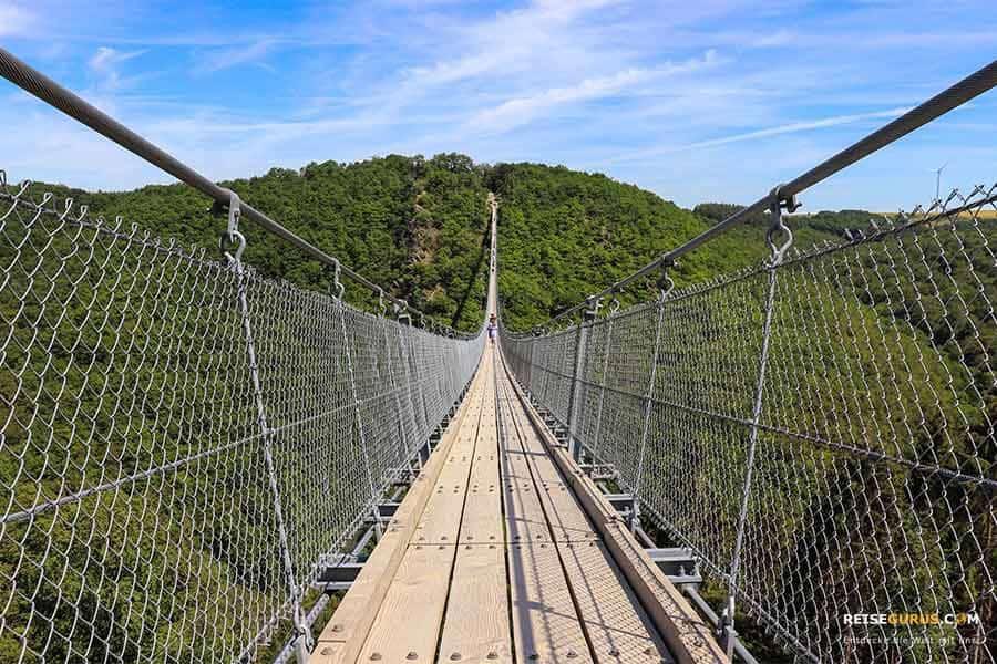 Hängeseilbrücke Geierlay Mörsdorf