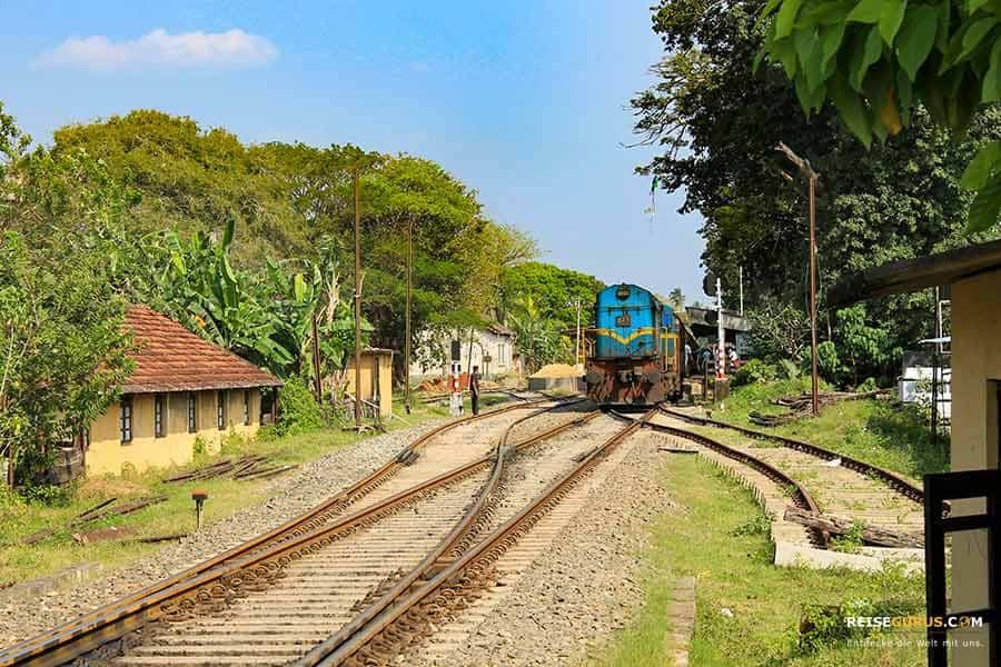 Fortbewegung in Sri Lanka und Verkehrsmittel