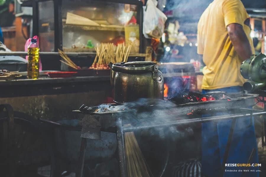 Kochkurse auf den Gili Inseln