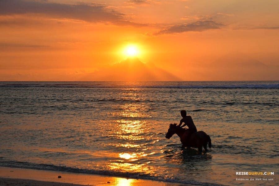 Gili Inseln Lombok Top 10 Aktivitäten