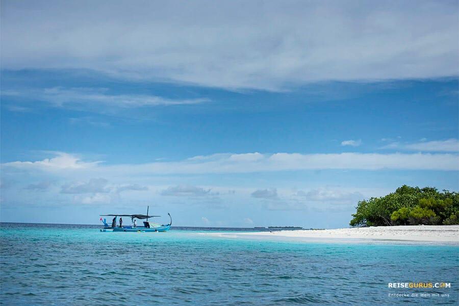 Gili Trawangan Tagesausflüge mit Privatboot