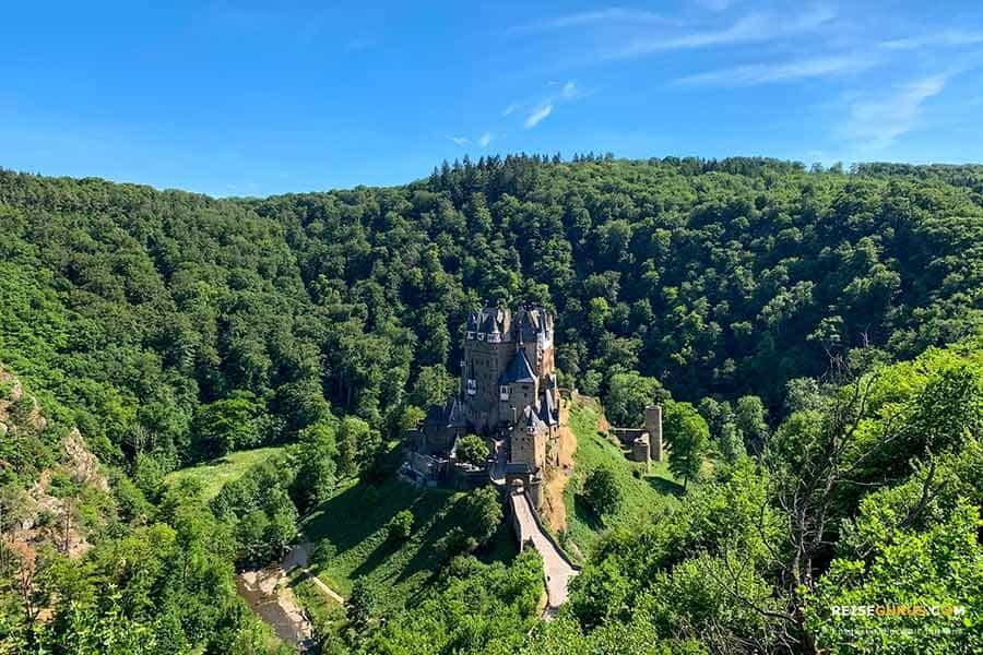 Highlights der Burg Eltz an der Mosel
