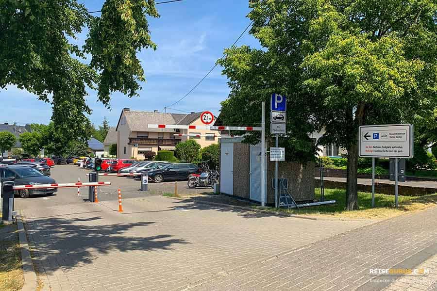 Parkmöglichkeiten in Mörsdorf und Sosberg