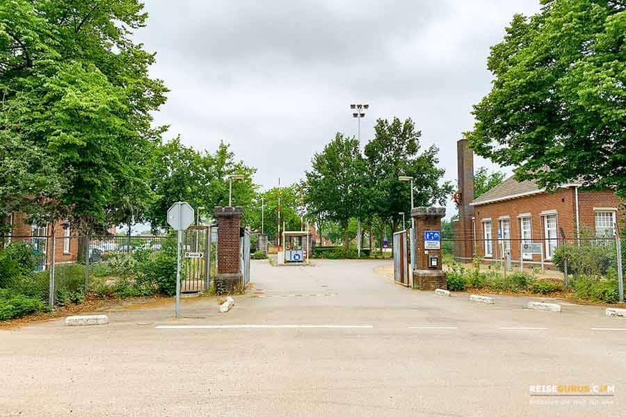 Parkmöglichkeiten in Venlo zum Shoppen