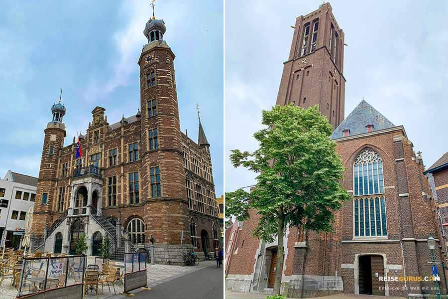 Sehenswürdigkeiten mit Shopping in Venlo kombinieren