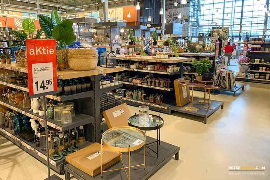 Preise beim Shopping in Venlo