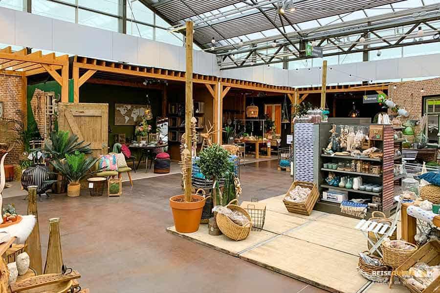 Deko Shopping in Venlo
