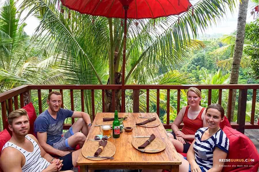 Bali Urlaub Trinkgeld und Preise