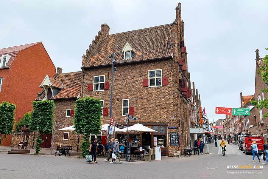 Shopping in der Venloer Altstadt