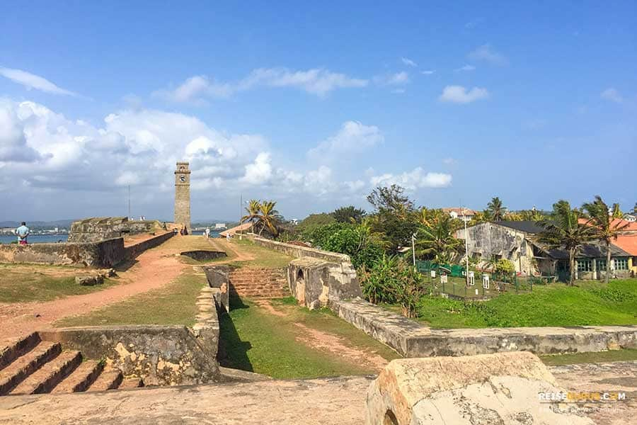 Ausflugsziele Sri Lanka Galle