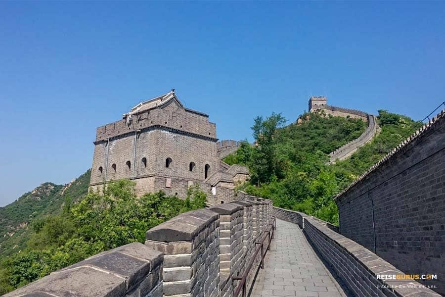 Chinesischen Mauer Peking Tipps