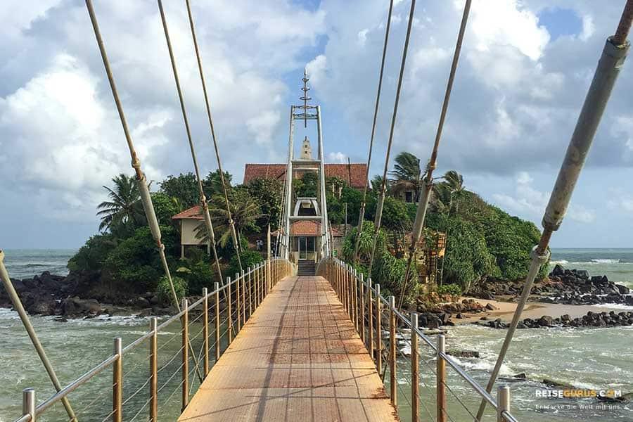 Matara Stadt Sri Lanka