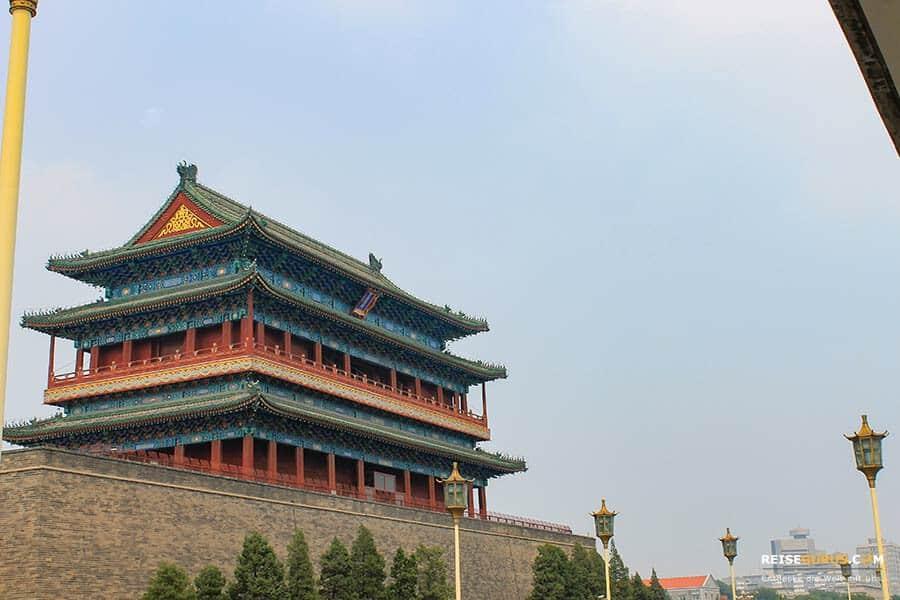 Peking Stopover Routenvorschläge