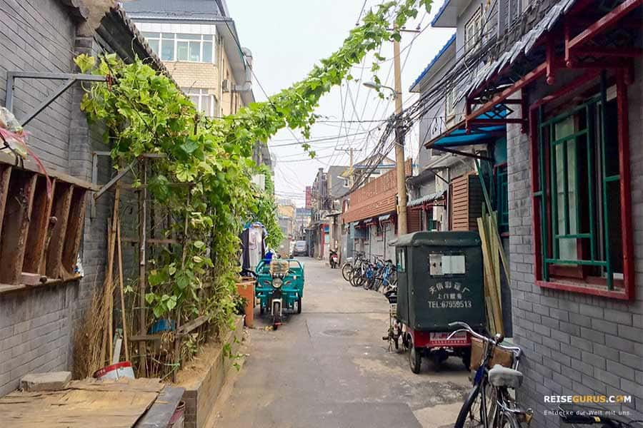 Peking Stopover Hutongs