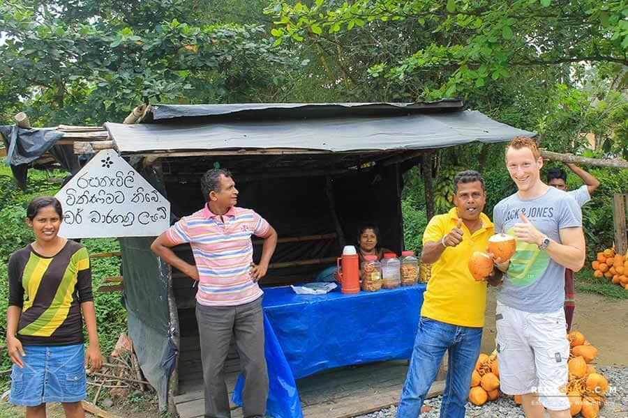 Sri Lanka Tuktuk Tour