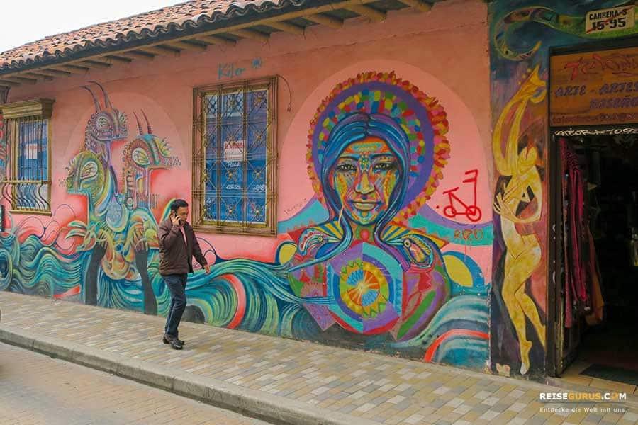 Bogotá Sehenswürdigkeiten